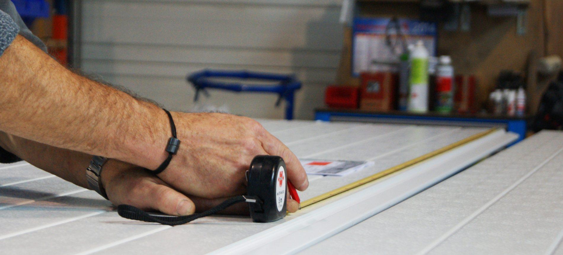 Techpro : fabricant de portes de garage en Auvergne