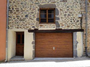 Porte sectionnelle